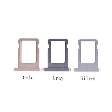 ipad mini  sim card tray gray