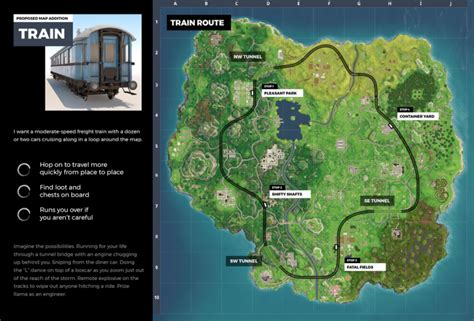 train route concept  fortnite battle royale fortnite