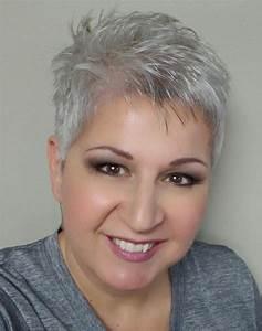 Graue Haare Männer Trend : besten kurzen frisuren f r graue haare bilder auf pinterest kurze frisuren f r graue haare ~ Frokenaadalensverden.com Haus und Dekorationen