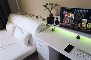 Bedroom, Gaming, Setup