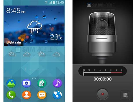 samsung kiran tizen smartphone specifications user interface leaked technology news