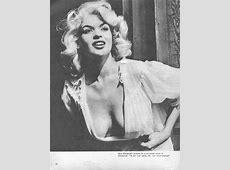 27 best Jayne Mansfield images on Pinterest Jayne