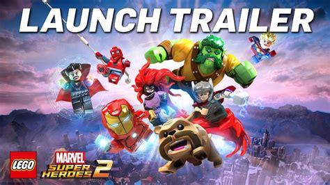 Lego marvel super heroes es un nuevo juego de la franquicia basada en los populares juguetes de el título está disponible en xbox 360, ps3, wii, ds. Lego Marvel Super Heroes Playstation3 Ps3 Juegos De Play 3 ...