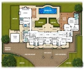 style floor plans split level home plans quot the chateau quot by boyd design perth