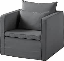 Die Collection Sessel : sessel in grau jetzt bis zu 36 stylight ~ Indierocktalk.com Haus und Dekorationen