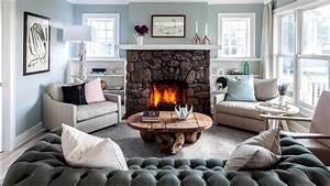 Bright, Cozy, House, Interior, Design, Ideas, Idi
