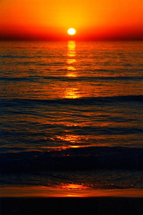 San Diego Sunset Free Stock Photo Public Domain Pictures