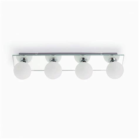 accessoires bureaux luminaire salle de bain miroir 4 ou 5 oules applique