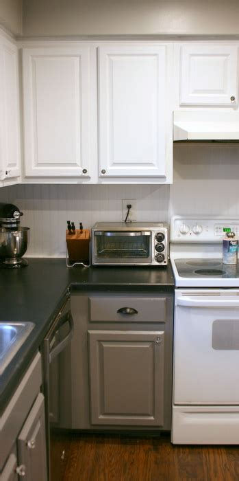tuxedo kitchen cabinet makeover roots wings furniture llc