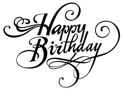 happy birthday font clipart best clipart best bd pinterest happy birthday fonts and
