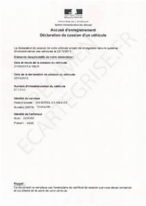 Document Cession Vehicule : accus d 39 enregistrement d 39 une carte grise explications ~ Gottalentnigeria.com Avis de Voitures
