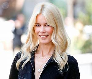 Claudia Schiffer on Her Beauty Routine, Makeup Line, and