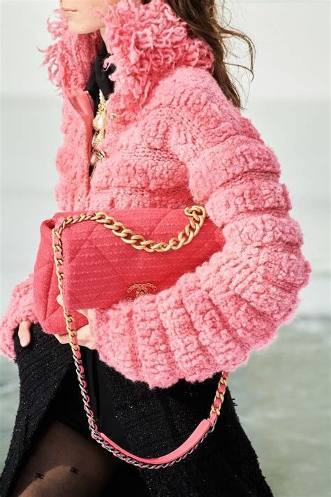 chanel fall winter  runway bag collection spotted fashion