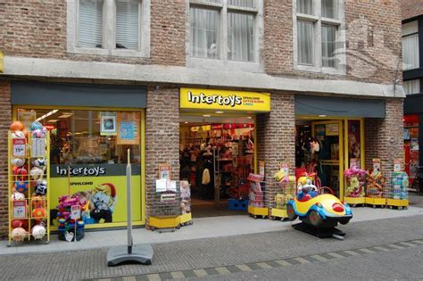 Speelgoed Folder Intertoys by Intertoys