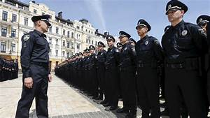 'Police Academy' moves to Ukraine? New patrol in Kiev ...