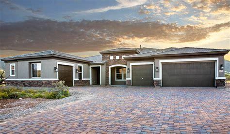 New Houses At Canyon Ridge Estates  Phoenix Community