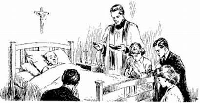 Sick Anointing Death Catholic Euthanasia Happy Sacrament