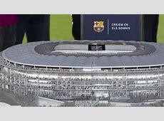 Barcelona Las obras del Nou Camp Nou se retrasan al