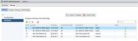 Vmware Nsx Bgp Design Configuration Cloudxtreme