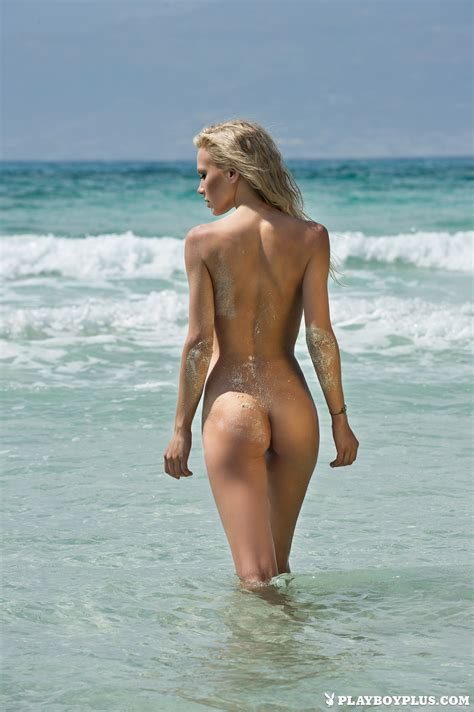 Katia Dede Nude Greek Woman Playboy Redbust
