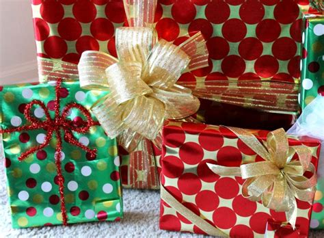 miss lovie fancy christmas gift wrap bow tutorials