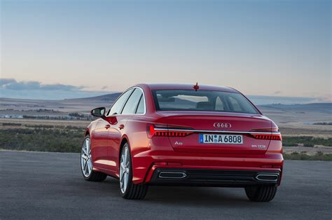 Audi A6 2019 by 2019 Audi A6 Look Motor Trend
