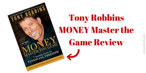 Tony Robbins Money Master The Game Review