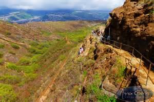 Diamond Head Hawaii Hike
