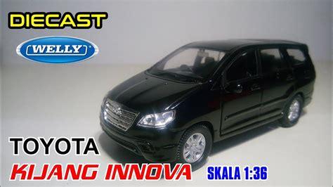 Toyota Kijang Innova Backgrounds by Diecast Toyota Kijang Innova Welly 1 36