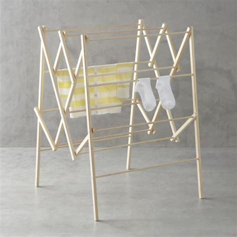 ikea clothes drying rack  solution  narrow laundry