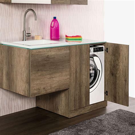 mobile lavabo lavatrice mobile lavatrice mobile lavanderia unika con lavabo zeus
