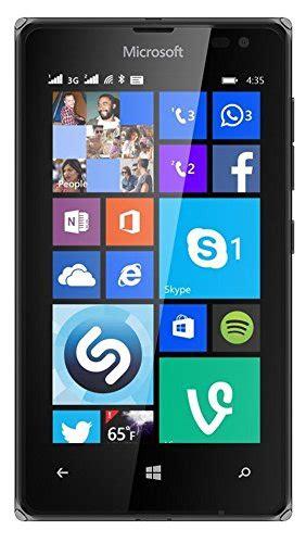 microsoft nokia lumia 435 8gb unlocked gsm windows 8 1 touchscreen smartphone black