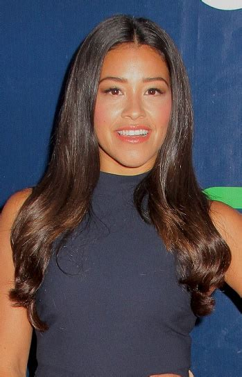 hairstyles gina rodriguez long straight hairstyle