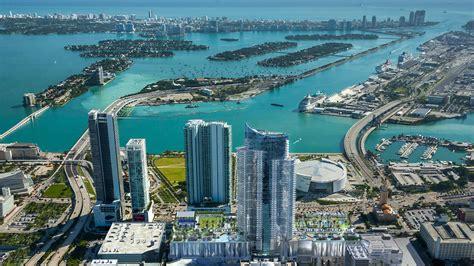 In Miami by Miami S 9 Developments Construction Mapped