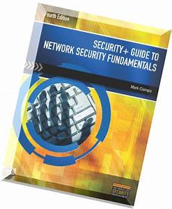 Download Security  Guide To Network Fundamentals 4th