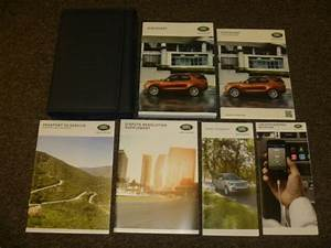 2018 Land Rover Discovery Owner Manual User Guide Se Hse