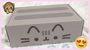 Pusheen December 2015 Box Review  U0026 Unboxing