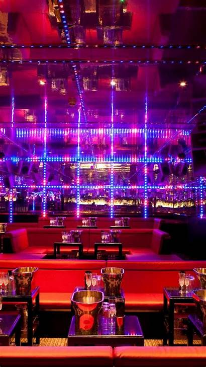 Neon Club Night Bar Lounge Lighting Architecture
