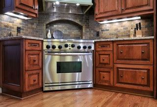 kitchen cabinet for sink corner range takes center stage 5411