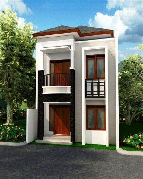 desain model rumah minimalis sederhana hunian idaman