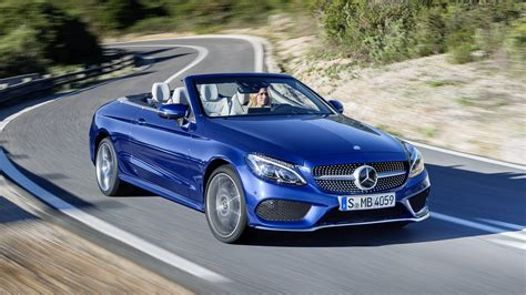 Mercedes C Class Convertible 2017 by 2017 Mercedes C Class Cabriolet Top Speed