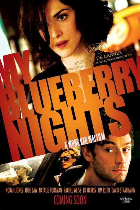 my blueberry nights 2007 filmaffinity