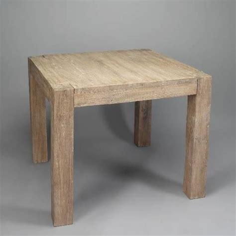 eettafel l vierkant bol duverger tafel vierkant 90 massief hout