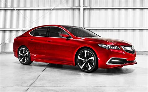 New Acura Models 2015 by 2015 Acura Tlx Likely To Replace Outgoing Tsx And Tl