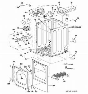 Ge Electric Dryer Parts