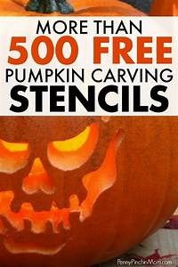 100s, Of, Free, Pumpkin, Carving, Templates, Stencils, And, Patterns