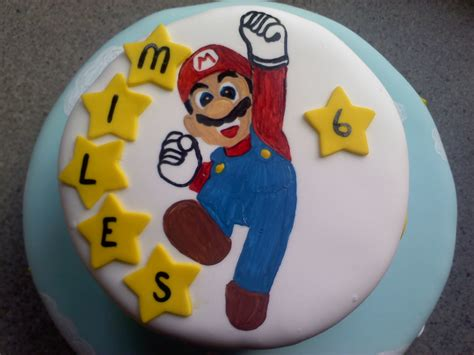Super Mario Bros Birthday And Wedding Cakes Cakes And