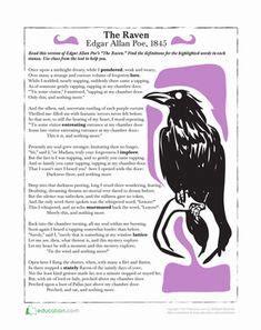 worksheets images worksheets teaching poetry
