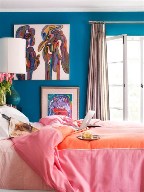 shades of pink for bedroom walls photo page hgtv 20814