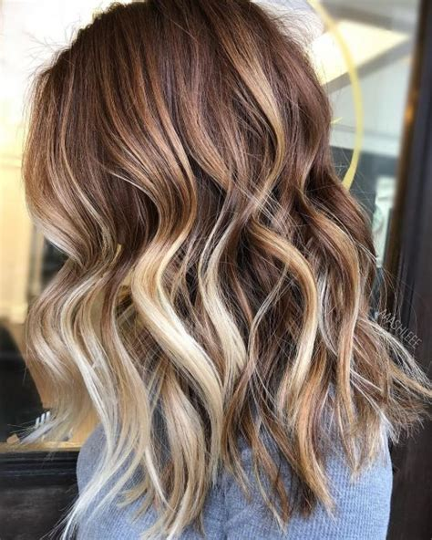 Light Brown Color Hairstyles by 34 Light Brown Hair Colors That Are Blowing Up In 2019